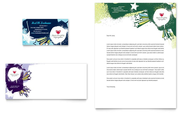 business cards and letterheads - Google Search SHOE PROJECT - Best Free Letterhead Templates