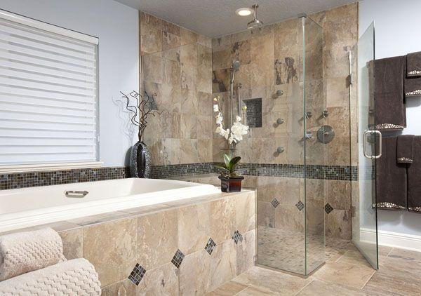 Spa Bathroom Remodels Winter Springs Fl Spa Retreat Bathroom Remodel Photo Bathroom Remodel Pictures Bathrooms Remodel Small Bathroom Remodel