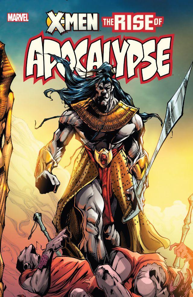 X-Men: The Rise Of Apocalypse #TPB #Marvel @marvel @marvelofficial #XMen (Cover Artist: Adam Pollina) Release Date: 5/18/2016