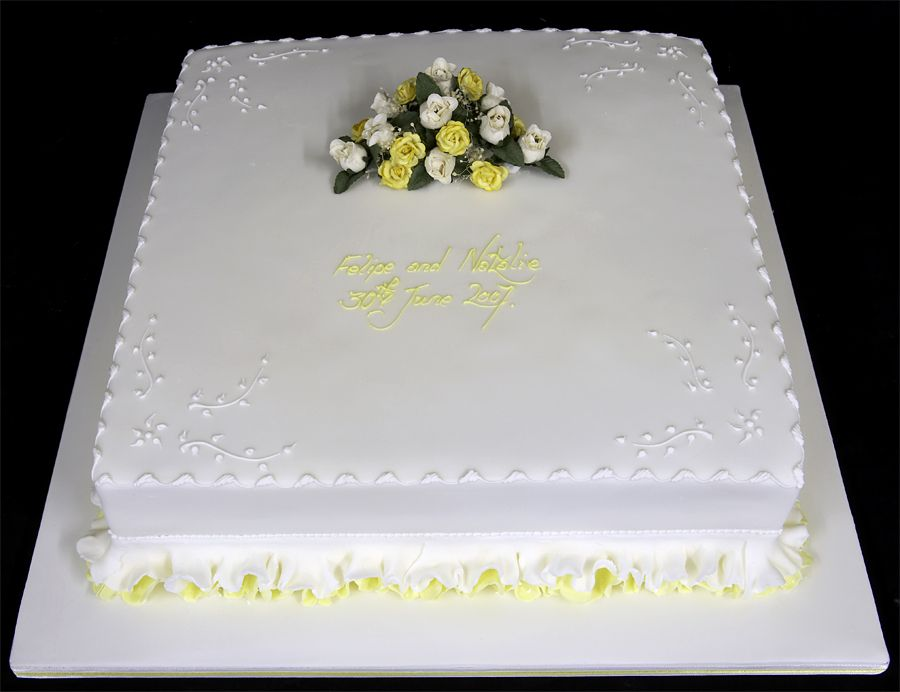 simple 1 tier wedding cake designs one tier wedding cakes simple one tier wedding cake 19905