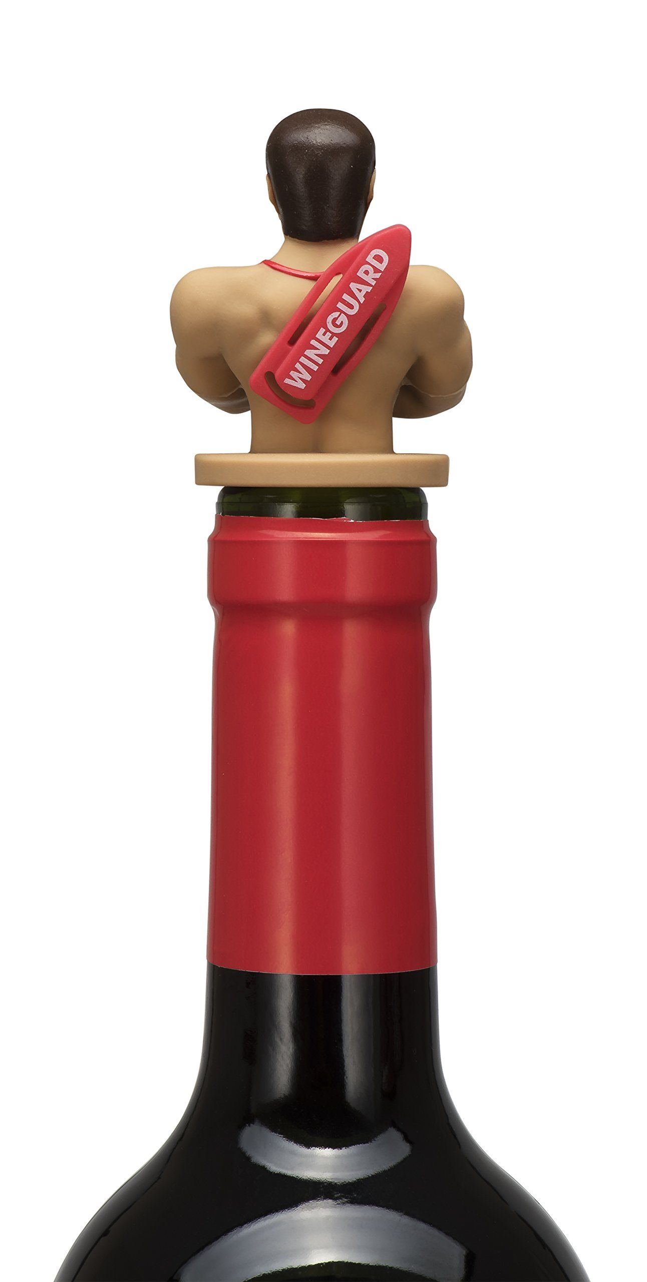 Npwusa The Original Drinking Buddies Lifeguard Wine Guard Bottle Stopper Check Out This Great Product T Wine Stopper Pourer Bottle Stoppers Wine Stoppers