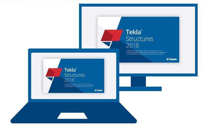 Tekla Structures 2018 | Tekla Download | Tekla Tedds UK