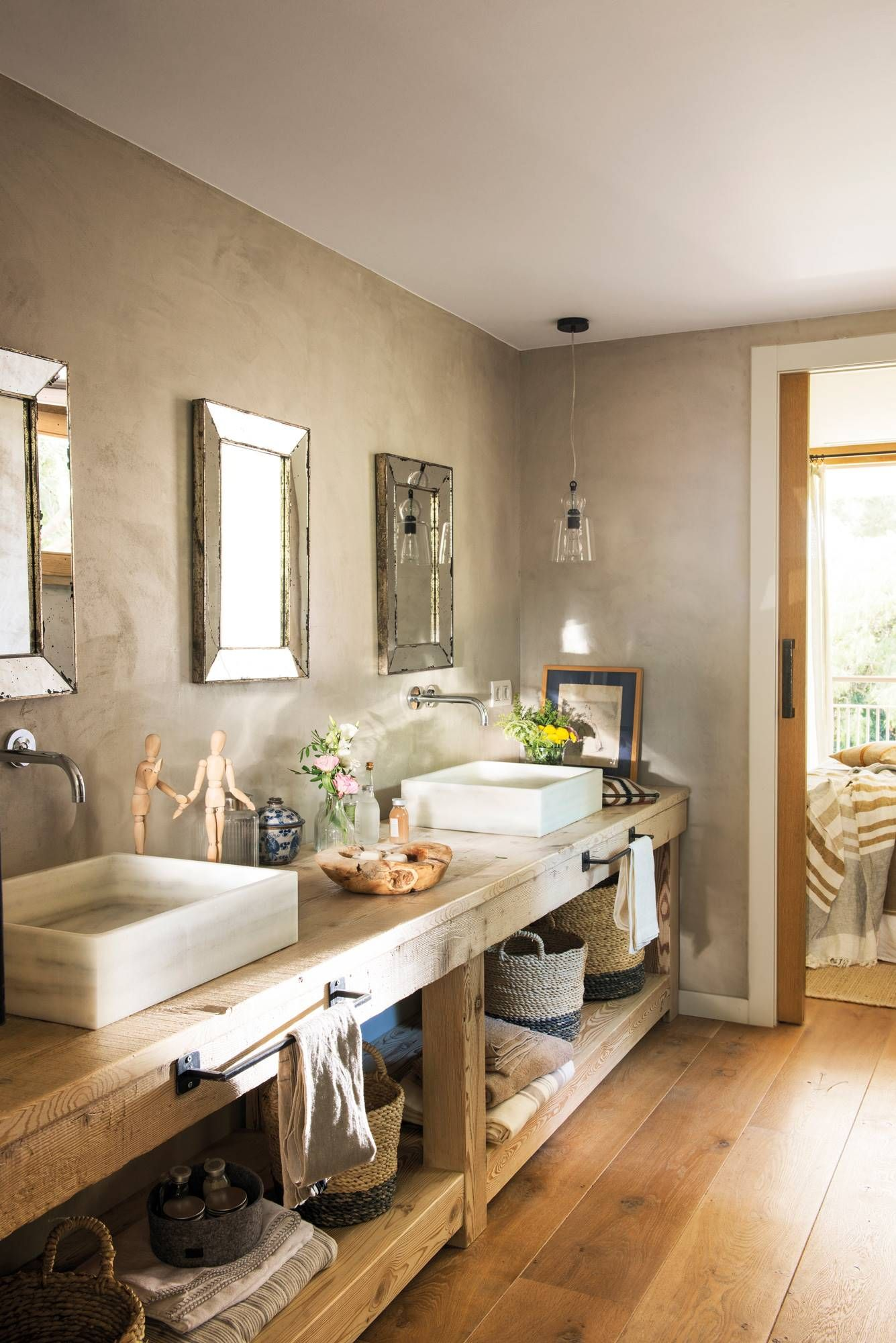 ¿Qué suelo es mejor para el baño y cuánto cuesta? | Baño ...