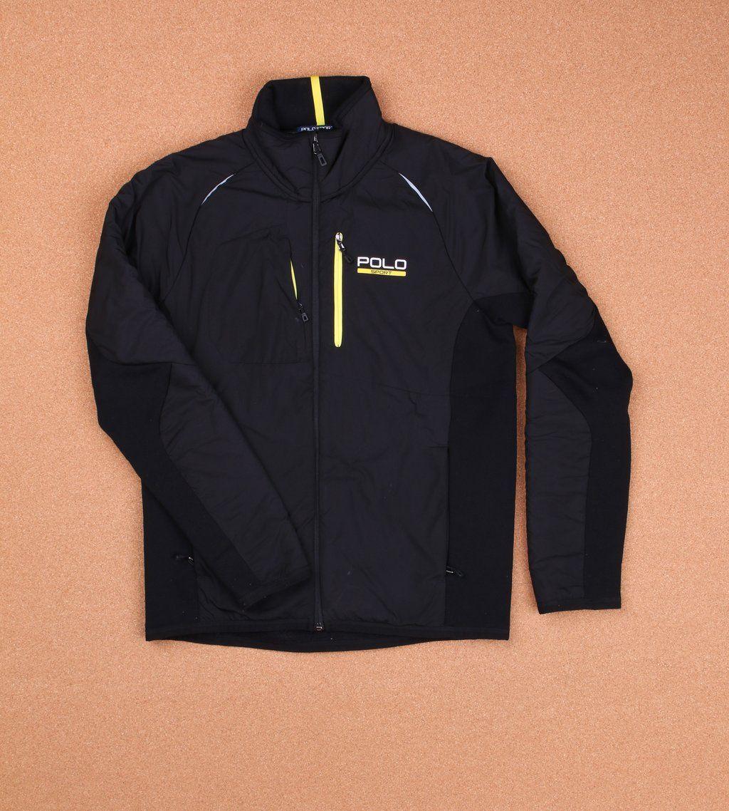 The Vintage Polo Sport Tech Jacket (S)
