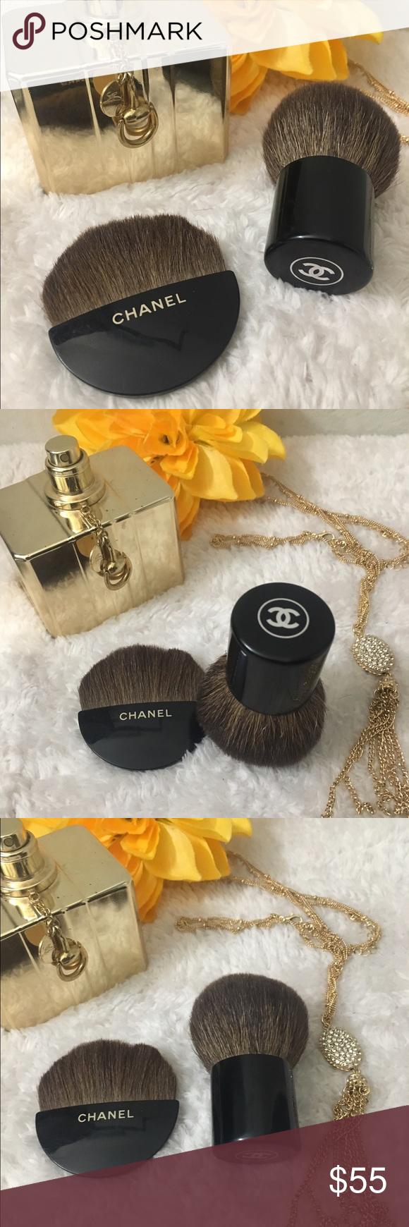 Chanel authentic brush bundle set Chanel brushes, Chanel