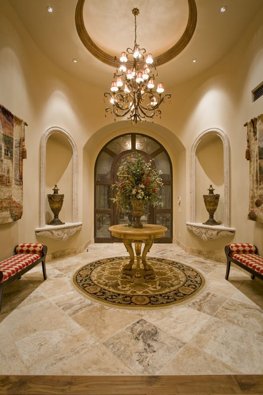 Grand Foyer Ideas : Over different foyer design ideas http pinterest