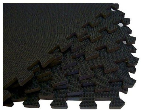 We Sell Mats Interlocking Anti Fatigue Eva Foam Floor Mat Black For Only 27 94 You Save 2 06 Foam Mat Flooring Exercise Floor Mat Anti Fatigue Floor Mats