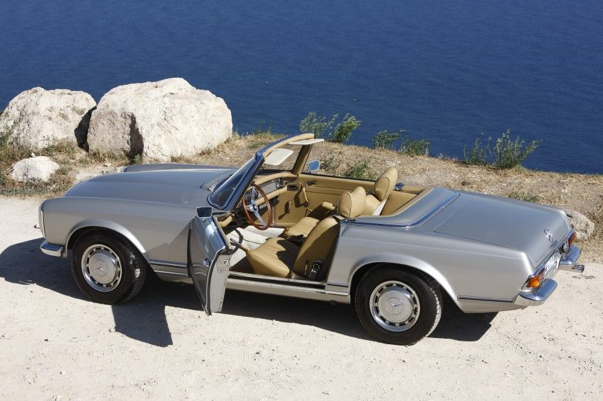 Mercedes Pagoda For Sale | Mercedes-Benz 280 SL Pagoda For Sale ...
