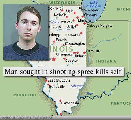 July 2 – Benjamin Nathaniel Smith begins a 3-day killing spree
