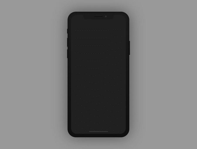 Iphone X Mockups Xd Minimal Dark And Light Iphone X Mockups For Adobe Xd Design Freebie Light In The Dark Adobe Xd