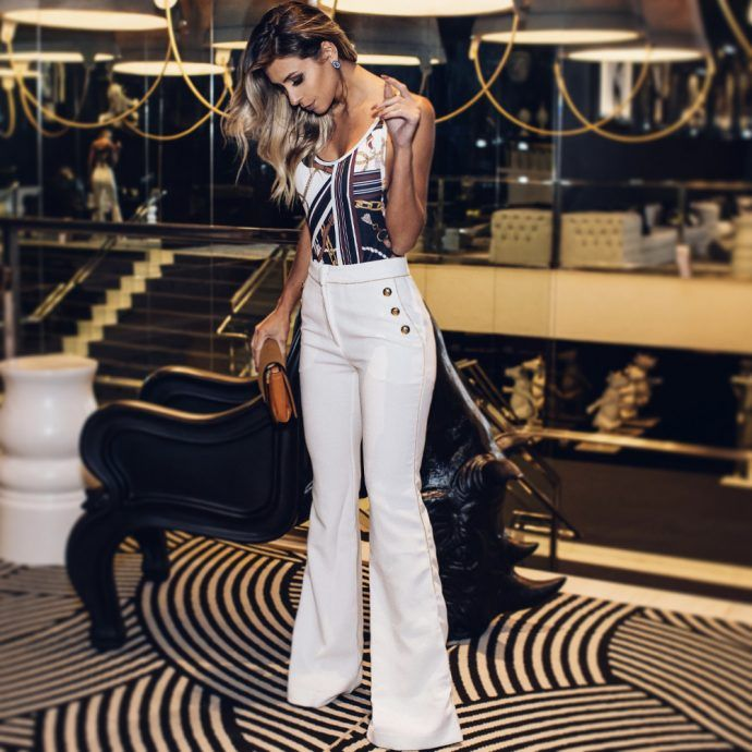 Look com short e salto alto Blog de Moda e Look do dia