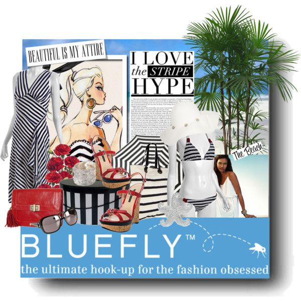BLUEFLY Contest, created by shannon-howington