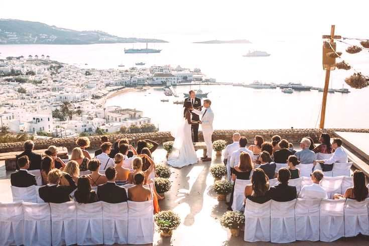 Supergirl Actress Krys Marshall's Intimate Mykonos Wedding - My Dream Wedding ...,  ... Supergir.