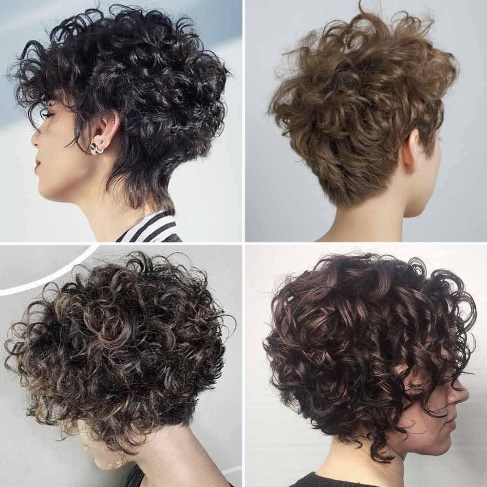 Tagli capelli ricci 2020 corti, medi, lunghi: Tend