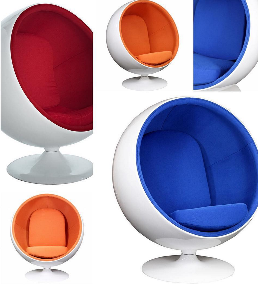 Make A Bold Spin At Your Next Event With Our Unique M.I.B. Lounge Chairs.