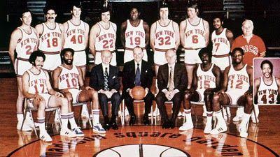 New York Knicks Guards