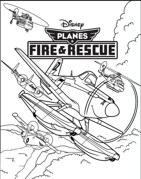 Planes 2 Coloring Page And Activity Sheets Pdfs Disney Planes Disney Coloring Pages Planes Birthday