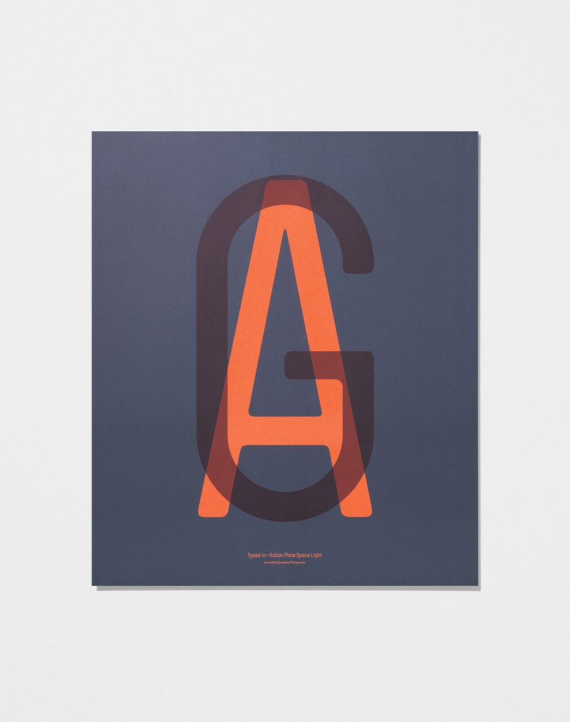 In Love With Typography1 — AG