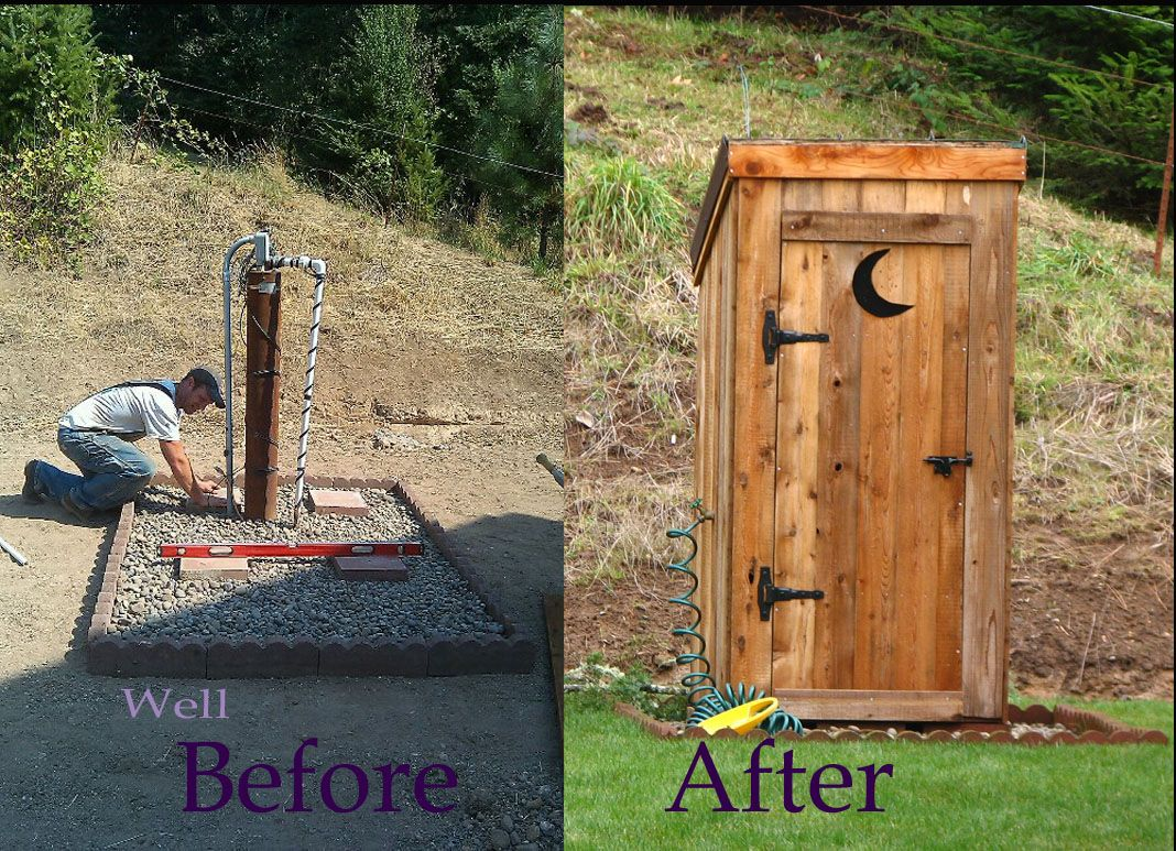 Pin By Karen Day On I Am So Doing This Water Well House Outdoor Remodel Well Pump
