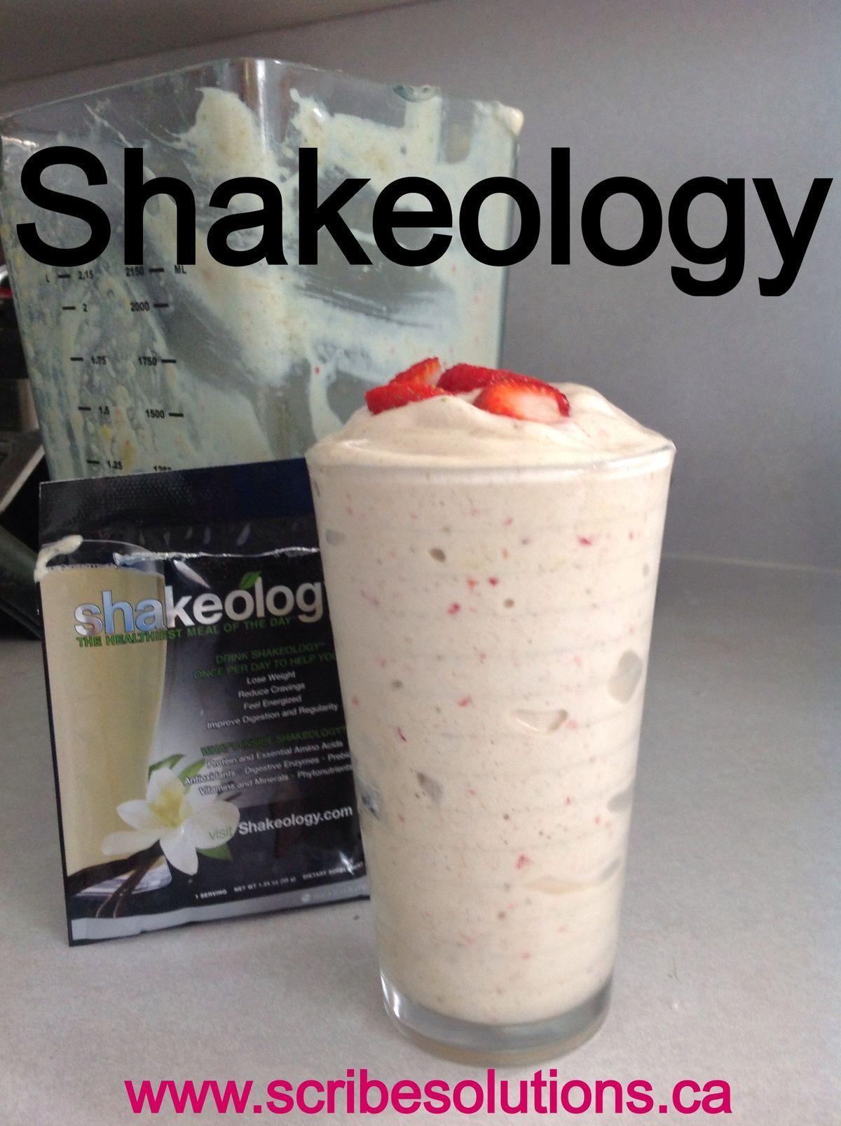Beachbody Meal Replacement Shake