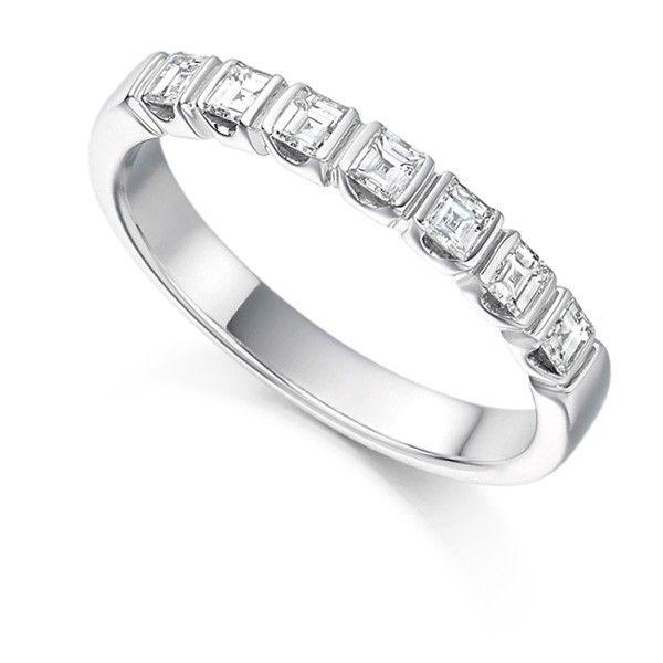 Engagement & Wedding Other Wedding Jewelry 0.50 Cts Platinum Diamond Engagement Ring Setting