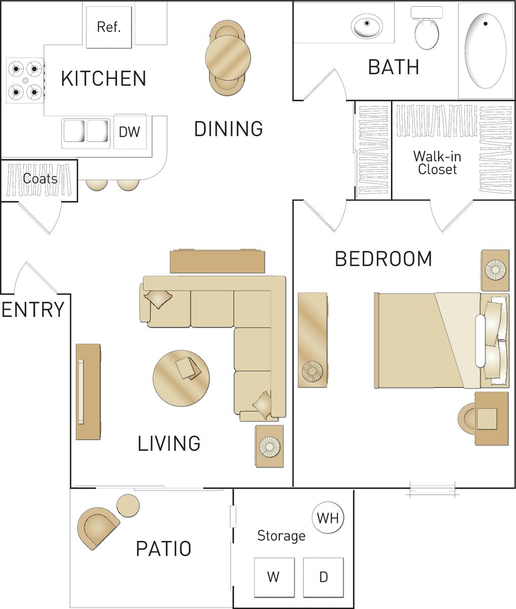 Aliso Viejo Town Center: Aliso Town Center Apartments In Aliso Viejo, CA