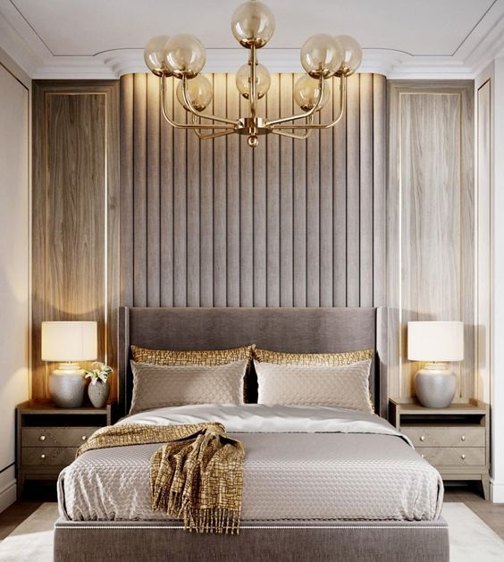 Bedroom Art Supplies: Be Inspired By Outstanding Interior Designs Around The