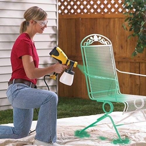 Best Light Plastic Sprayer Spraying Thin Materials Deck Stain 400 x 300
