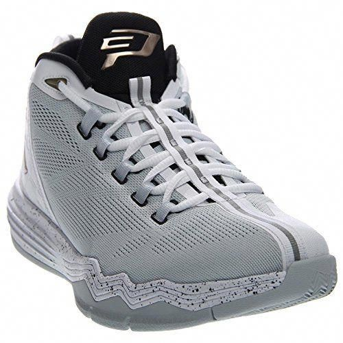 info for 34f07 9c8df Nike Jordan Mens Jordan CP3IX Basketball Shoe 85 WhiteMTLC CPP RCNBLKPR  PLTNM    Click image for more details. (This is an affiliate link)  nike    ...
