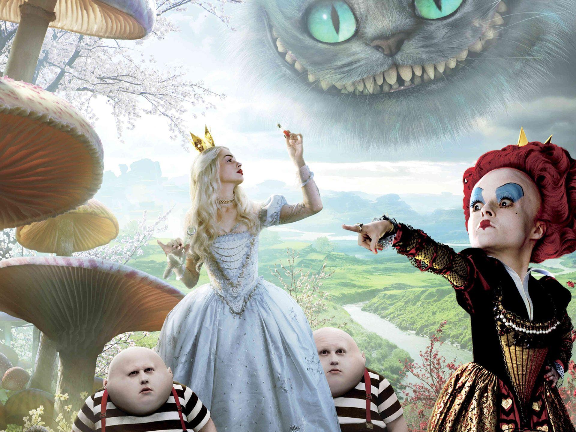 Crazy Alice In Wonderland Pics Eurekanos Alice In Wonderland 2010 W Alice In Wonderland Cartoon Alice In Wonderland Characters Alice In Wonderland Poster