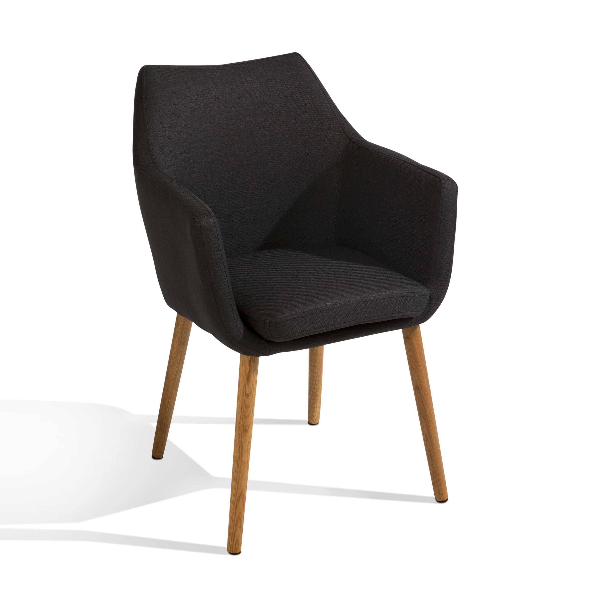 Esstisch stühle stoff  Stuhl Petrulli - 4 Fuß Stühle - Stühle & Freischwinger - Esszimmer ...