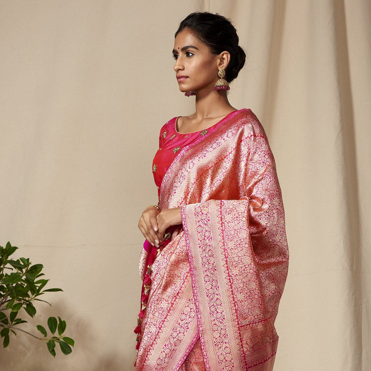 Black Exclusive Durga Puja Zari Work Pure Chiffon Banarasi Silk Handwoven Saree Designer Weaving Fabric Sari Women Running Blouse Pece