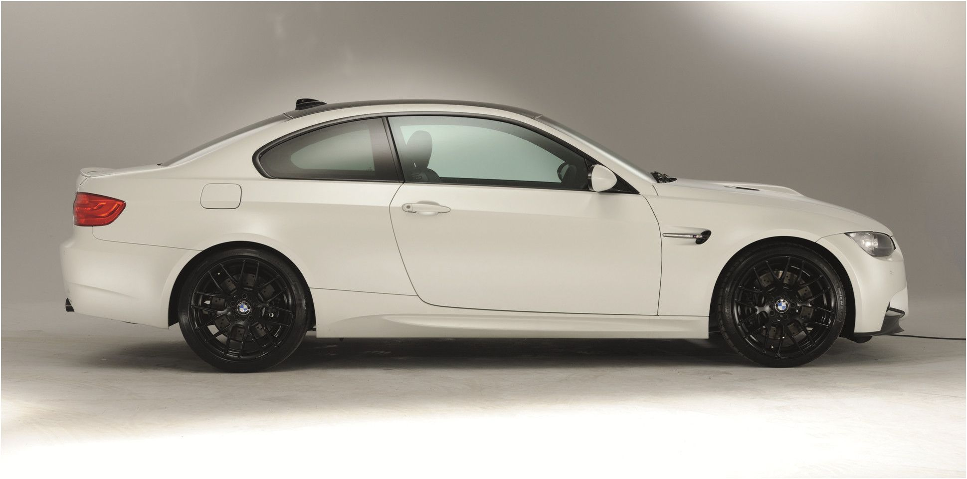BMW E92 M3 Coupe In Frozen Matte White Bmw BMW M Series BMW