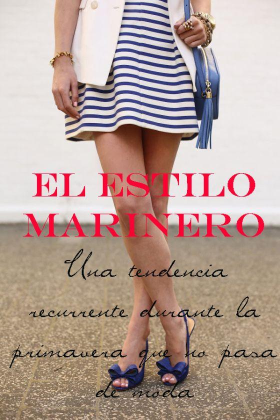 Estilo Marinero http://cocktaildemariposas.com/2013/05/28/camisa-marinera/