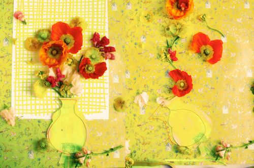 Floral Images created by German Stylist Dietlind-Wolf courtesy of flowerona.com