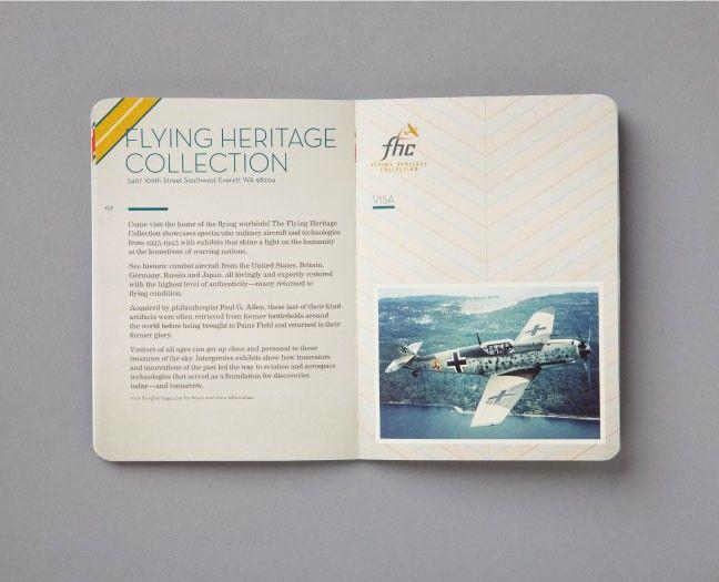 Turnstyle | Design, Graphic Design, Web Design, Information Design | Historic Flight