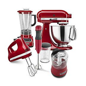 All Kitchen Aid Countertop Appliances Are Available At Artisan