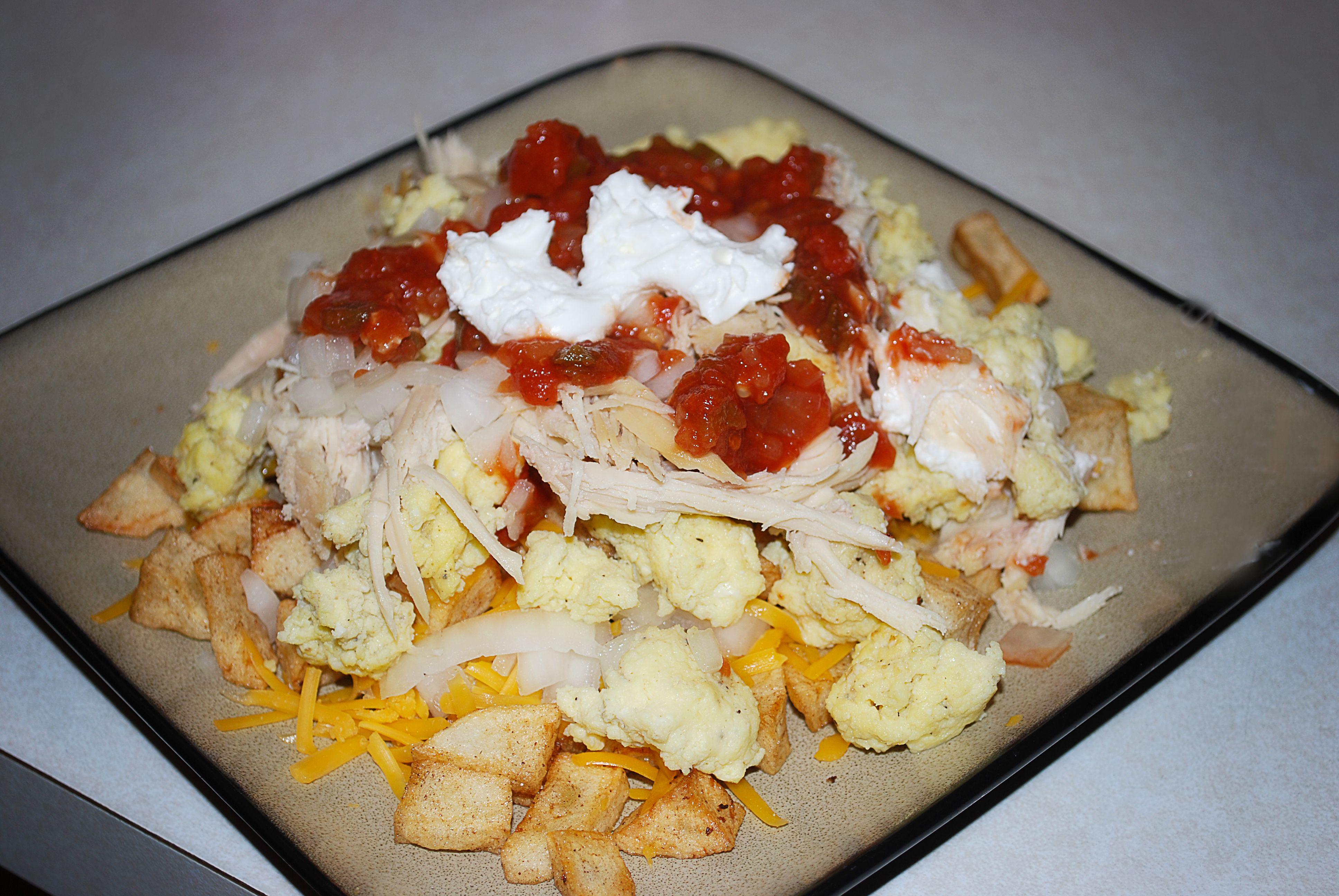 Chicken fajita sizzler yummy made with