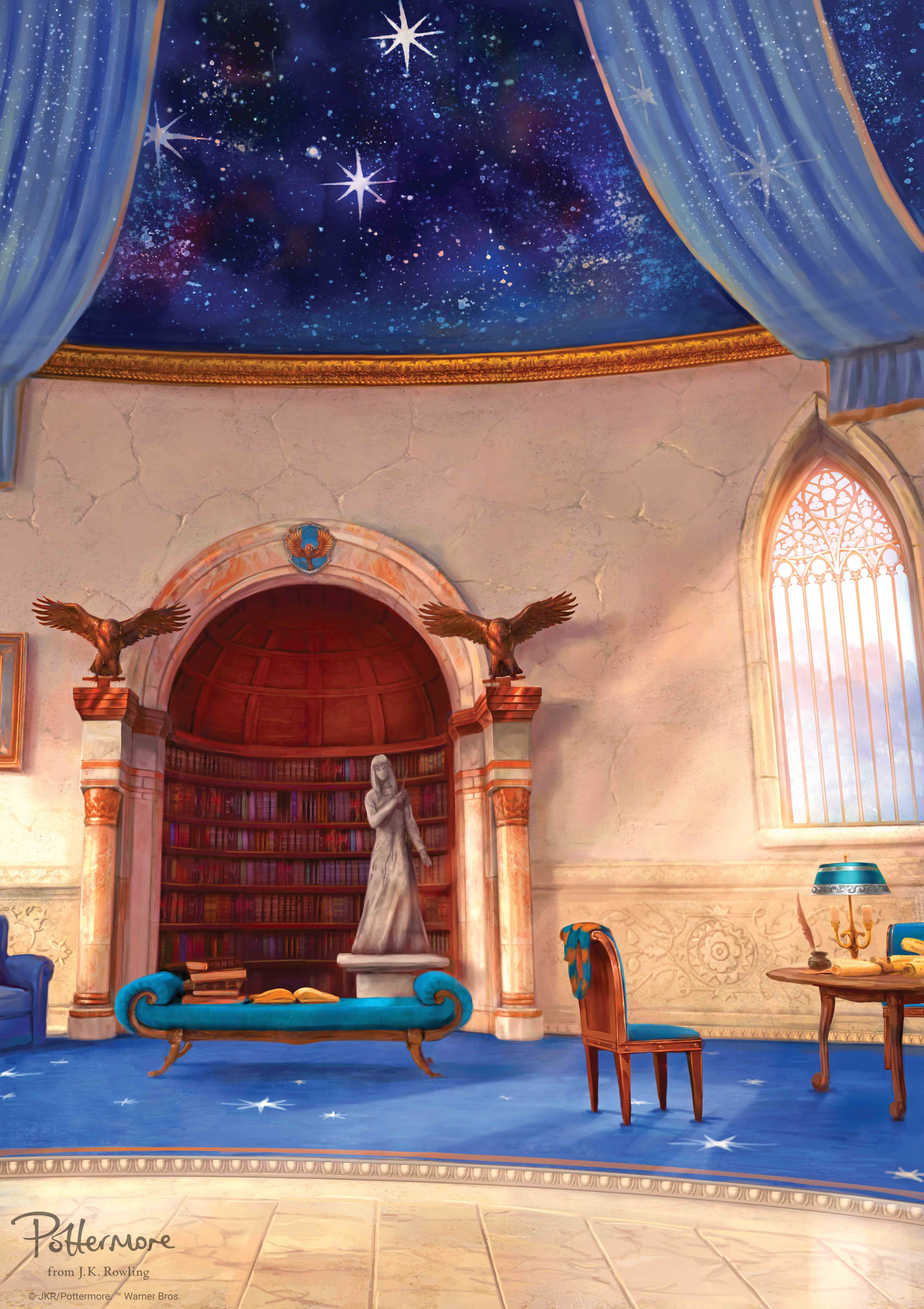 I Got Sorted Into Ravenclaw Home Of The Intelligent Eccentrics No Thats Not Me At All