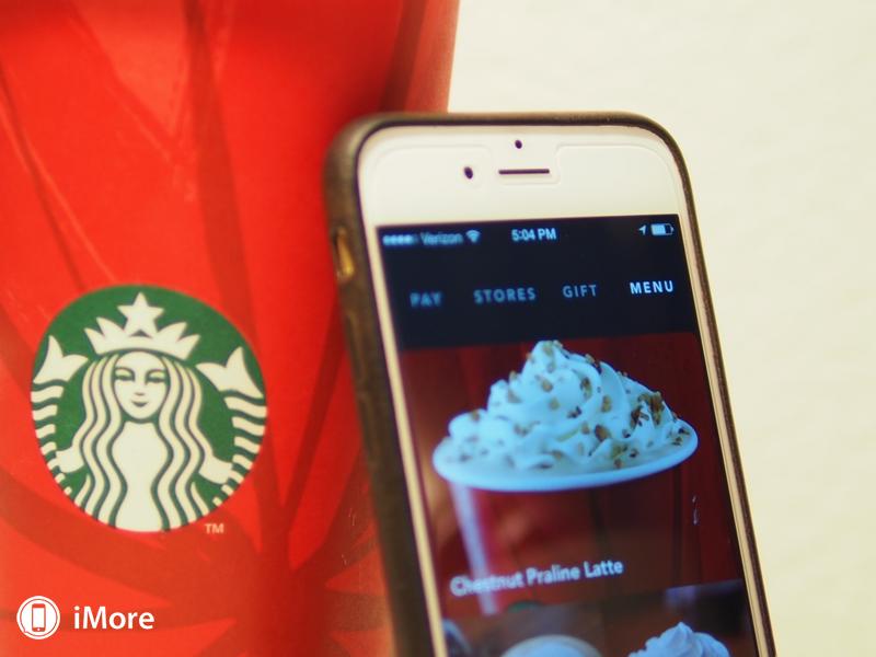 Starbucks update brings back the menu, inapp ordering for