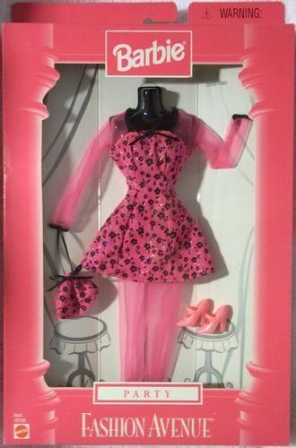 1998 Barbie - Party Fashion Avenue #