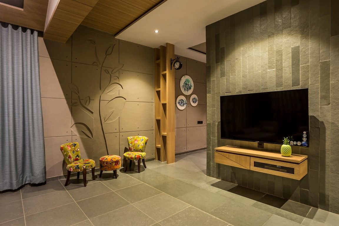 Country House Bringing Nature Into The Built Form Kota Stone