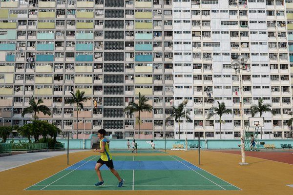 Expiration Date on China's Promises Stokes Unease in Hong Kong Housing - NYTimes.com