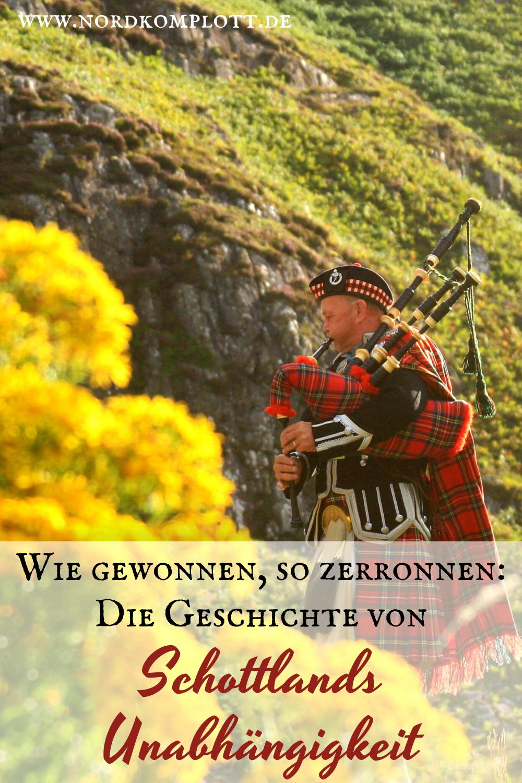 Schottland Geschichte