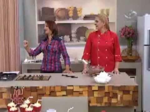 Bolo Refrigerante – Por Elisabeth Teodoro no programa Mulheres da TV Gazeta