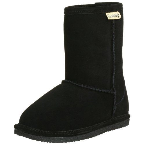 Ugg Women Winter Boots Bearpaw Dream 8in Boot - Women's                                 suede                    Soft suede upper with stitched seam detail, rounded toe                    Genuine sheepskin lining, ultra-cushioned insole                    Lightweight, shock-absorbing foam midsole                    Durable rubber outsole with traction pattern is non-marking