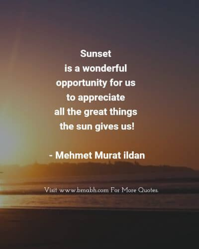 Sunset Quotes Beautiful Quotes About Sunset Sunset Quotes Good Life Quotes Health Quotes Inspirational