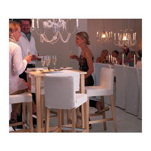 BJÖRKUDDEN Baaripöytä  - IKEA