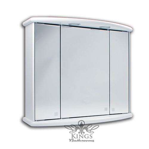 Bathroom Wall Cabinets With Mirror And Lights