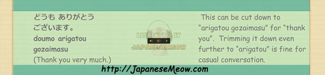 Doumo arigatou gozaimasu this is your introduction to japanese this is your introduction to japanese greetings and phrases continue to m4hsunfo Image collections
